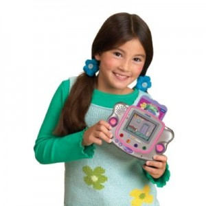 Vtech - V.Smile Pocket Learning Toys System - Pink - girl
